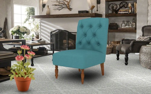 Smerreta Solid Wood Wing Chair