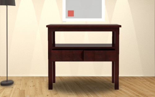 Spenitt Solid Wood Console Table