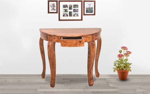 Eshlin Solid Wood Console Table