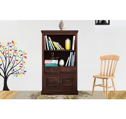 Venista Solid Wood Book Shelve