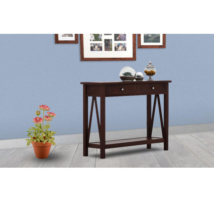 Mairani Sheesham Wood Console Table