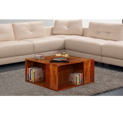 Stanic Sheesham Wood Center Table