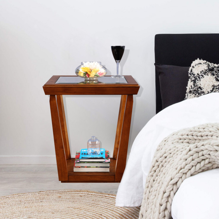 Galwoon Bed Side Table