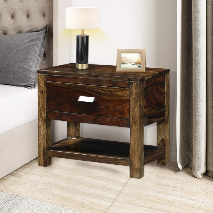 Arecta Bed Side Table